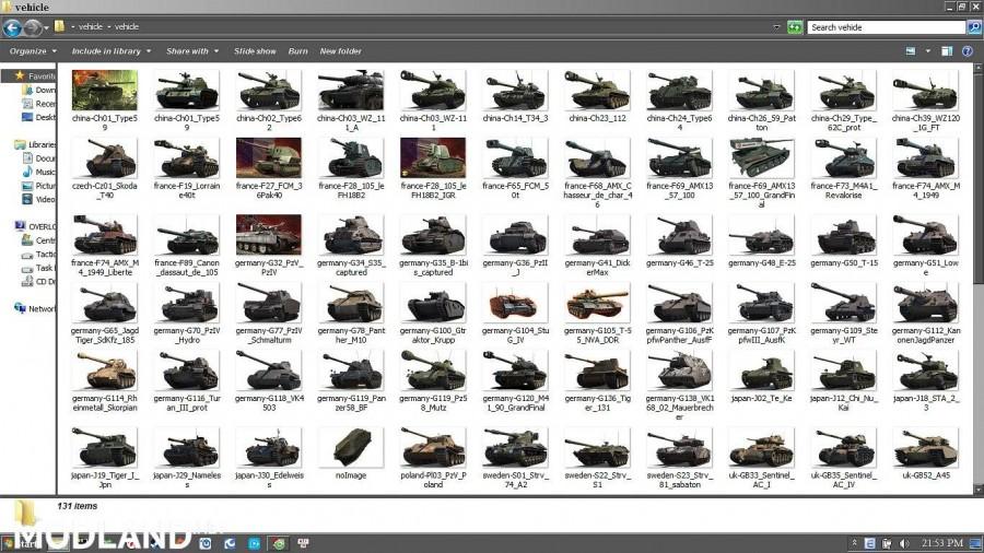 Premium web-shop icons for distinguising Premium tanks Obj60 1.9 [1.5]